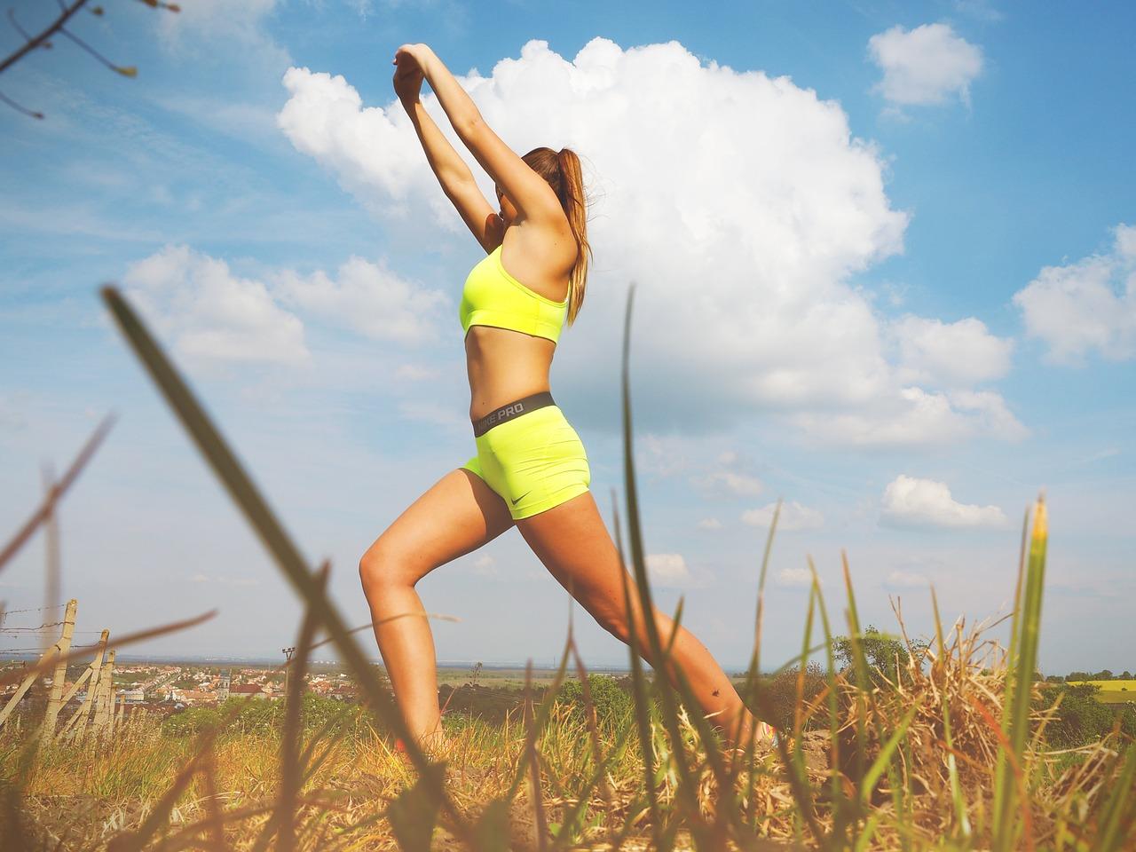 生理 運動 ダイエット 痩せる
