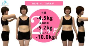 昭和区ダイエット パーソナル