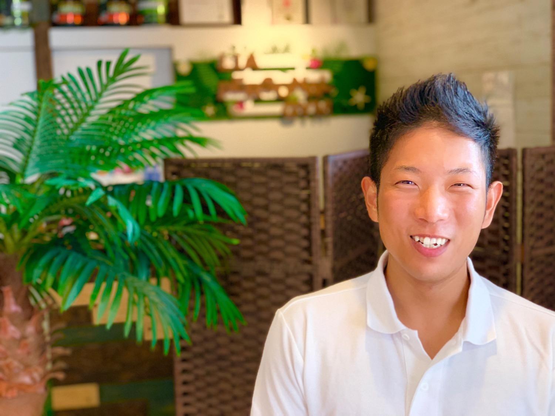 昭和区パーソナルトレーナー土井のプロフィール写真