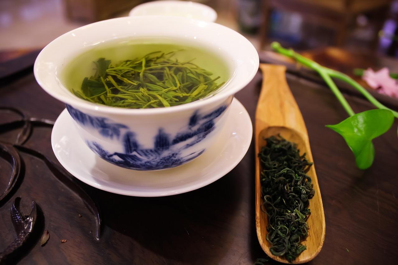 緑茶 パーソナルトレーニング