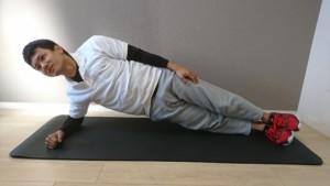 体幹トレーニング 腹筋