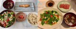 食事管理画像