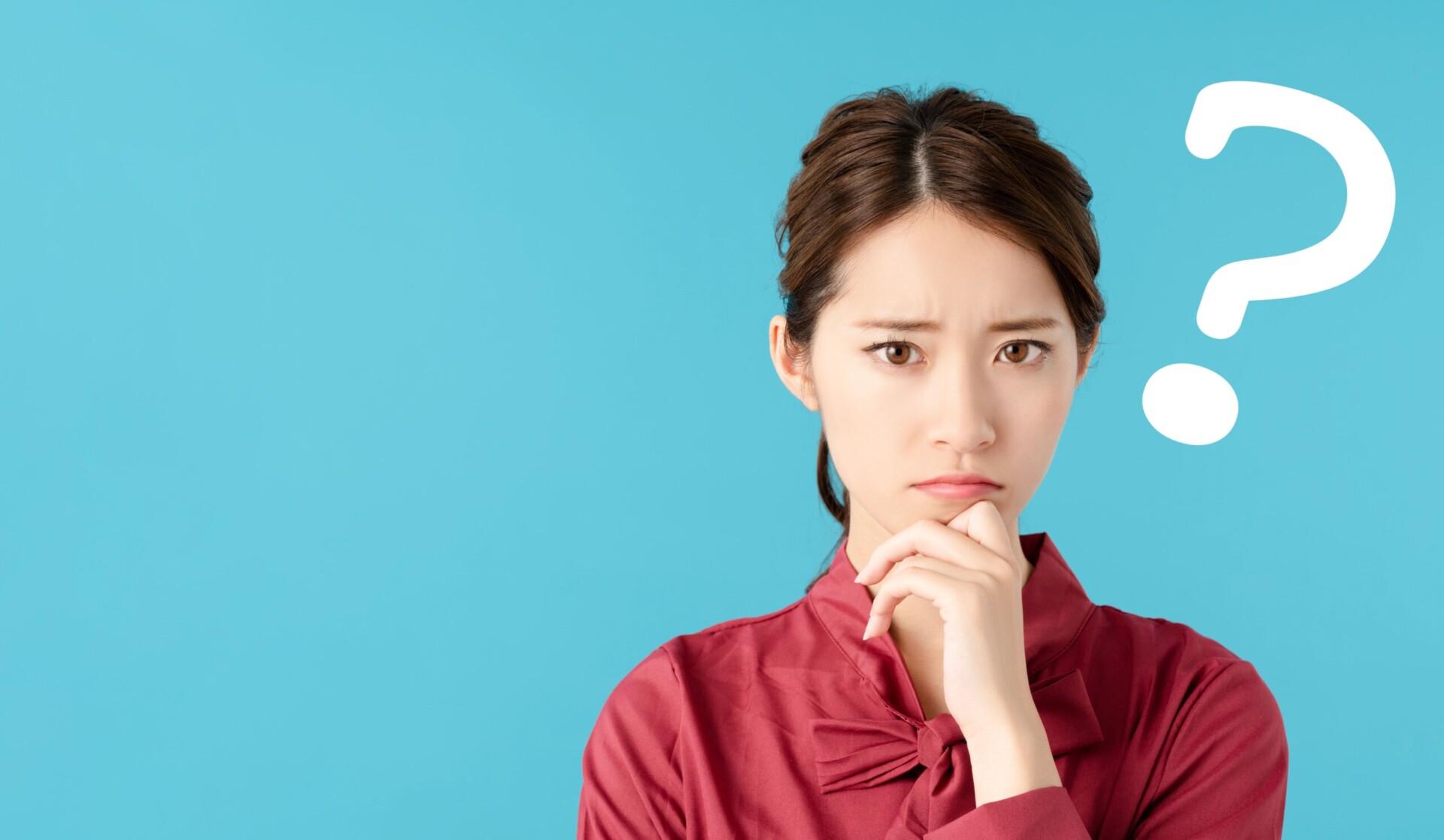 昭和区 パーソナルジム 女性が困っている写真